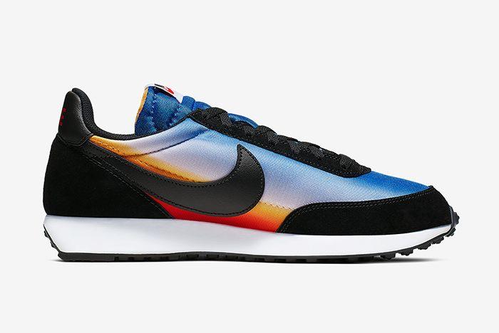 Nike Tailwind 79 Sunset Right