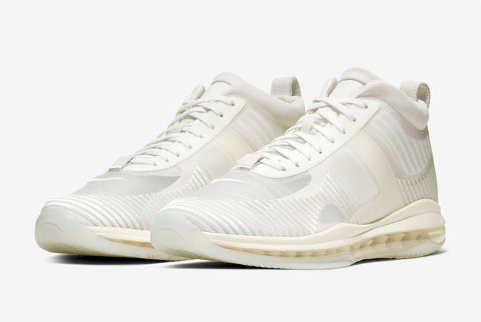 John Elliott Nike Le Bron Icon Summit White Quarter