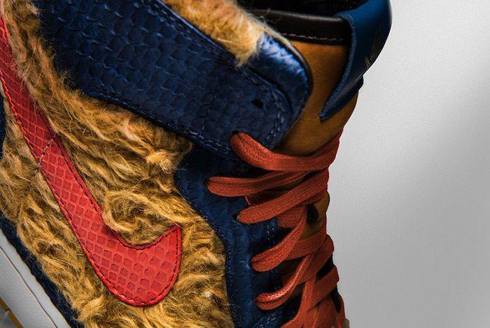 Shoe Surgeon Air Jordan 1 Papa Bear 2