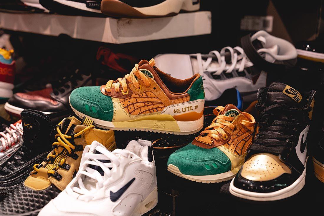 Sneakerness Paris Asics