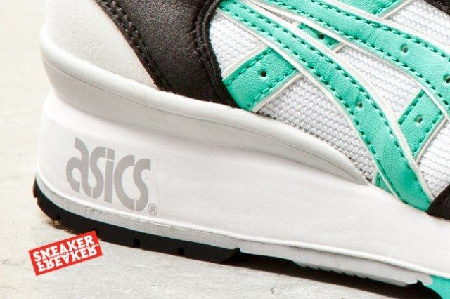 Asics Gt Cool Black Mint 4 Heel Detail 1 640X426