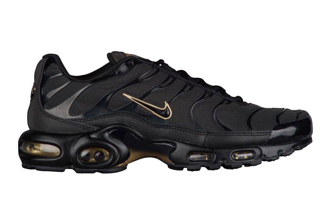 Nike Air Max Black Gold2