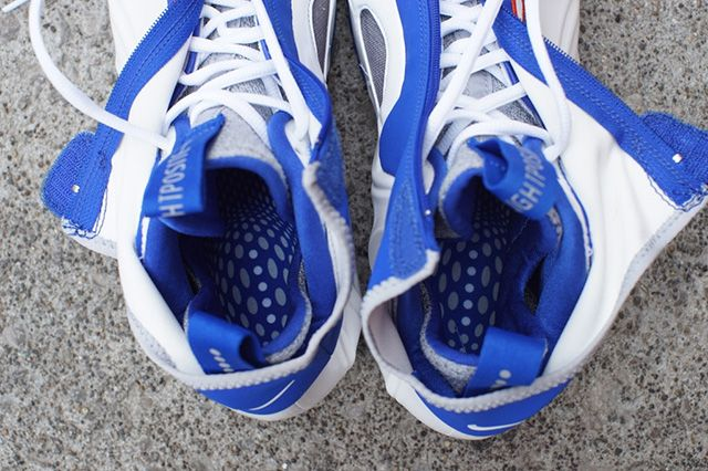 Nike Air Flightposite Knicks