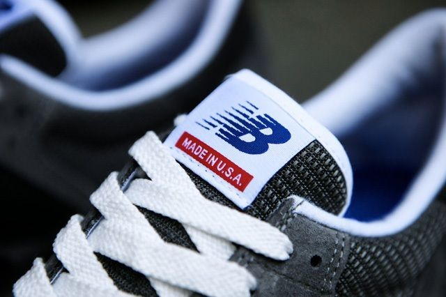 New Balance 990 Made In Usa Charcoal Grey 13