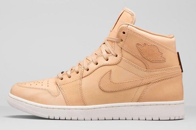 Air Jordan 1 Pinnacle Vanchetta Tan 5
