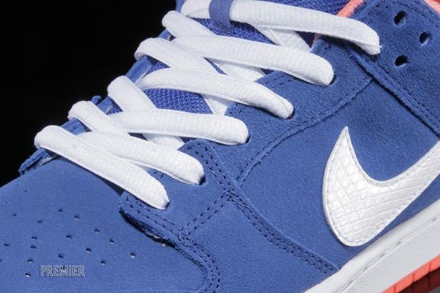 Nike Sb Dunk Low Pro Bright Mango 3