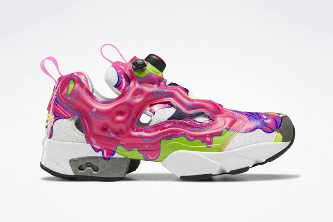 Ghostbusters Prepare to Deliver a Colourful Reebok Instapump Fury