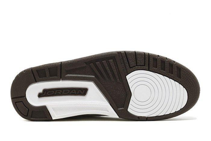 Air Jordan 3 Mocha 1