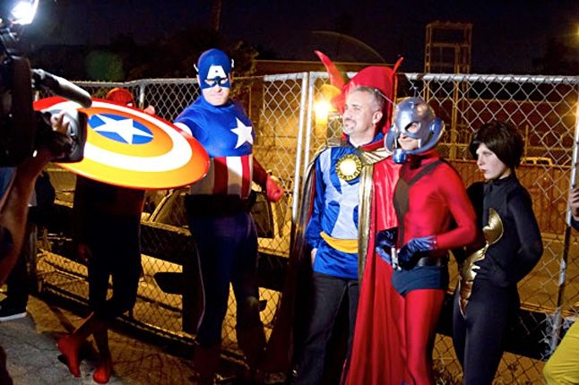 Stussy Marvel Comics Ultimate Teamup Launch Event Recap 9 1