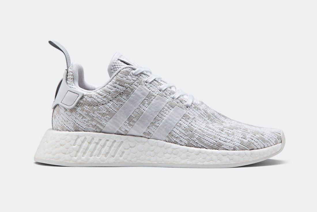 Adidas Nmd R2 Grey Pack 4
