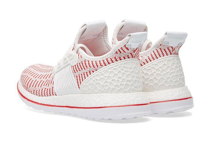 Adidas Pure Boost Zg Ltd White 1