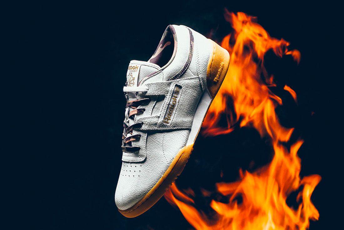 Sneaker Politics Nola Skate Shop Reebok Workout Low