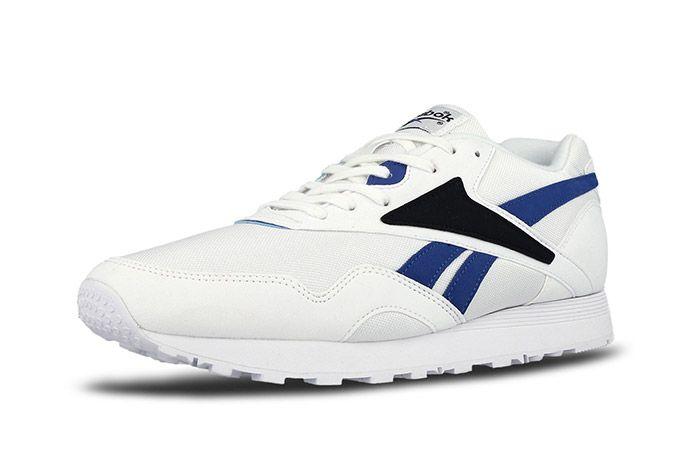 Reebok Rapide Og White Black Royal Blue 4