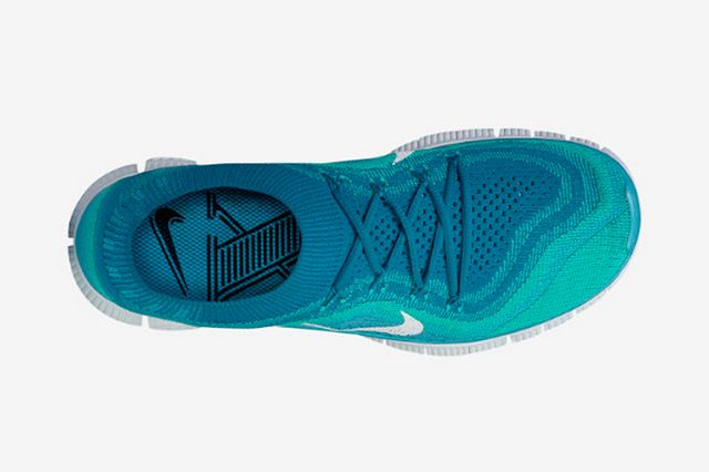 Nike Free Flyknit San Francisco Womens Marathon 7