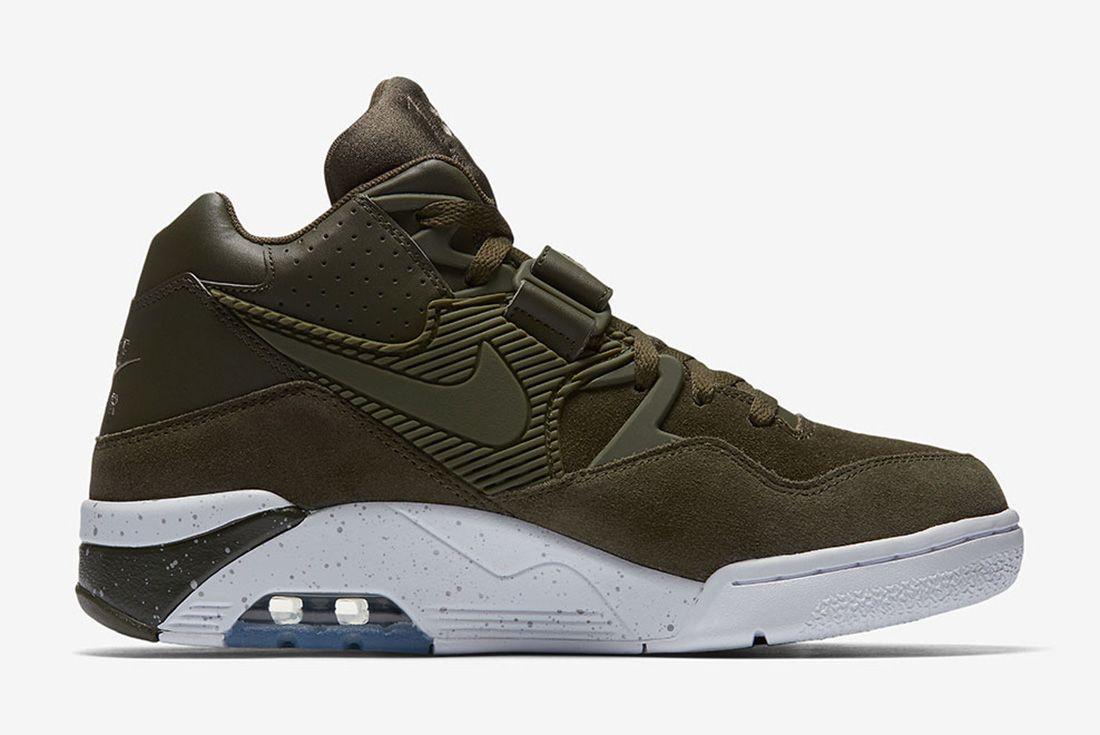 Nike Air Force 180 Olive Sneaker Freaker 5