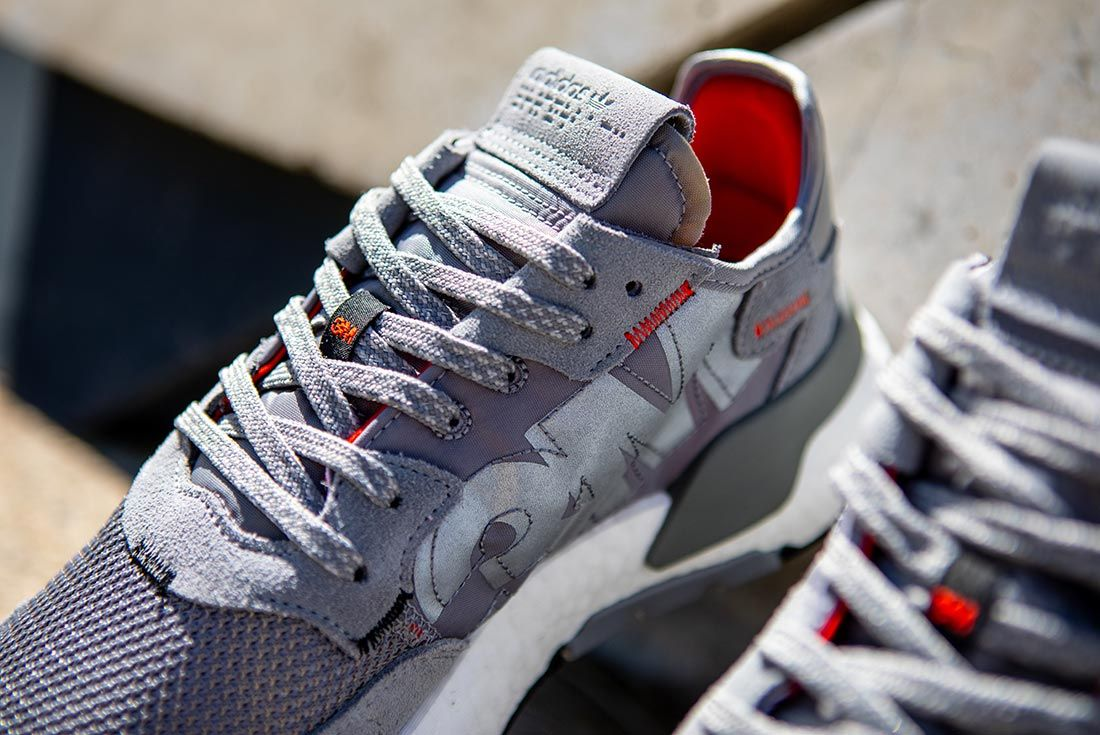 Nite Jogger Off Foot Grey Detail