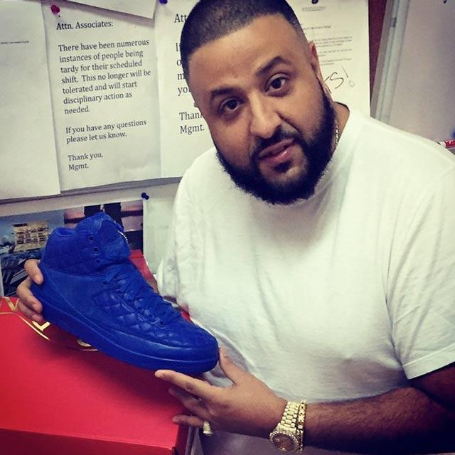 Sneaker Style Profile Dj Khaled 37