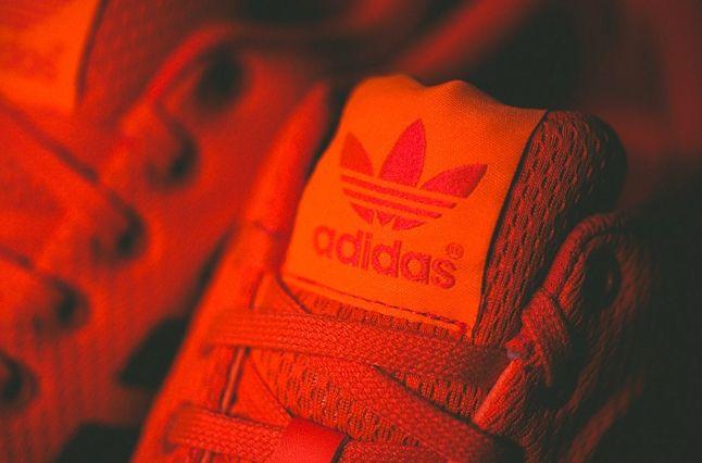 Adidas Zx Flux Infrared 3