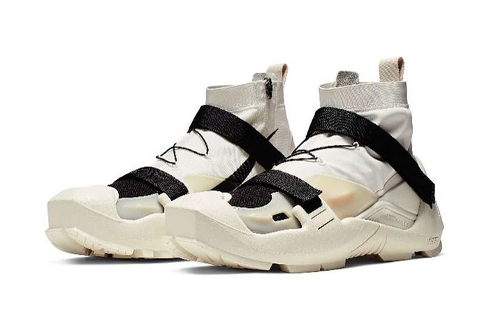 Matthew M Williams Alyx Nike Free Vibram Collaboration Off White Black Release Date Pair