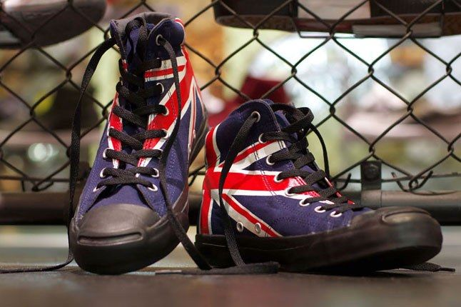 Converse Union Jack Jack Purcell 1 1
