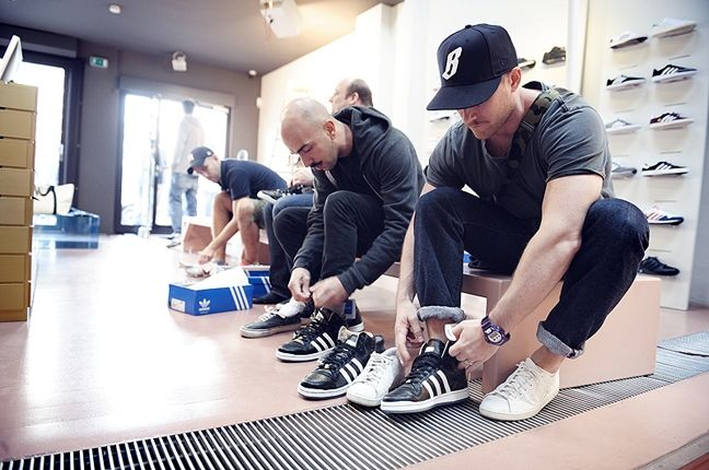 Bape Adidas Germany Launch 6 1