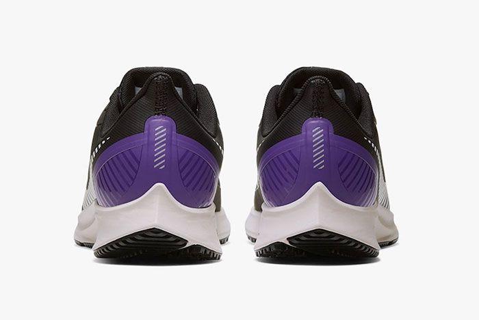 Nike Air Zoom Pegasus 36 Shield Aq8006 002 Heel