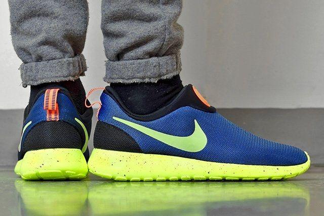 Nike Roshe Run Slip On City Pack Qs