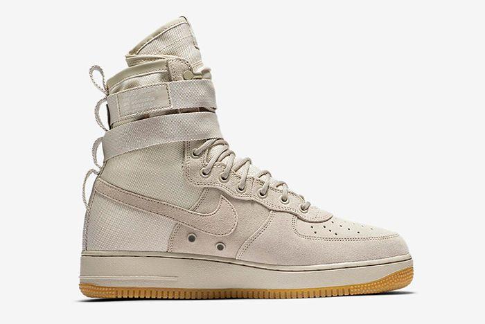 Nike Sf Air Force 1 Tan 4