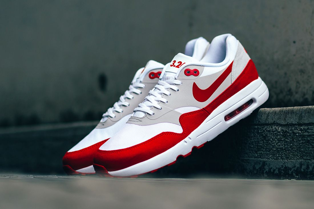 Nike Air Max 1 Ultra 2 0 Wmns University Red White18