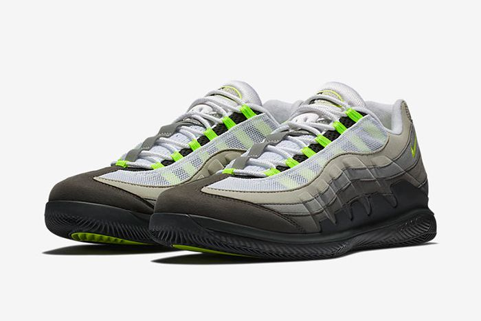 Nikecourt Vapor Rf X Air Max 95 4