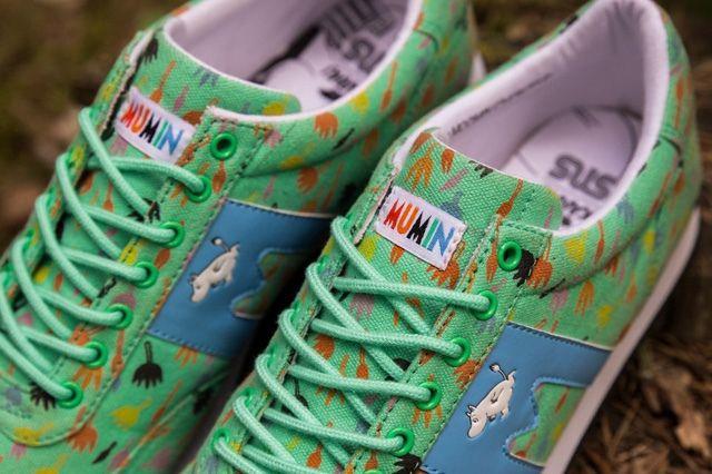 Sneakersnstuff Moomin Karhu Albatross Pack 11