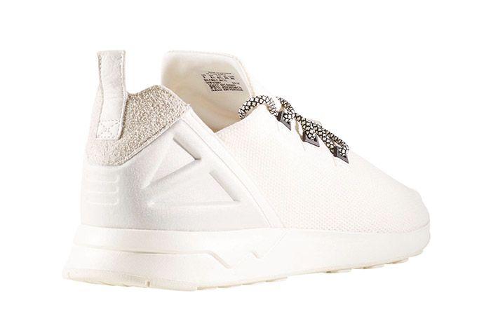 Adidas Zx Flux Adv X White Mesh 2