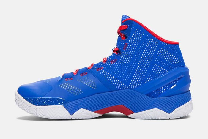Under Armour Curry Two Providence Road5