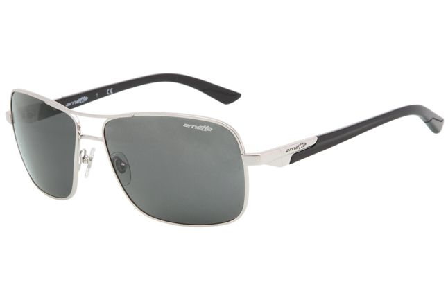 Stakeout Silver With Polished Black Stems Grey An3062 507 87 1