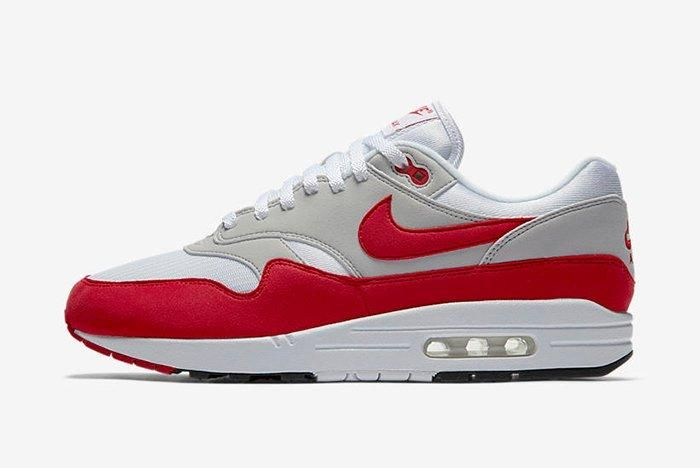Nike Air Max 1 Anniversary Red5