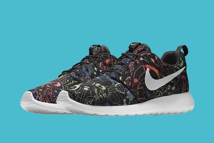 Nike Id Roshe Run Carla Bath 6