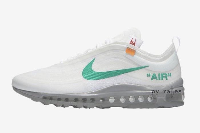 Nike Off Ehite Am 97 White