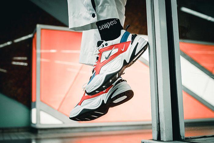 Nike M2 K Tekno John Elliott 10