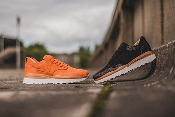 Nike Air Safari Royal Black Orange Pack Thumb