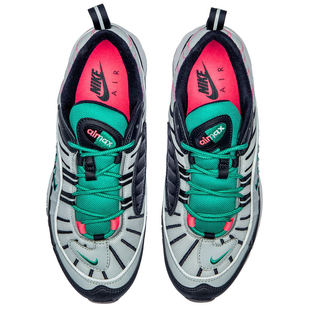 Crudo Dependencia finalizando  Nike's Air Max 98 'South Beach' Releases Easter Sunday - Sneaker Freaker