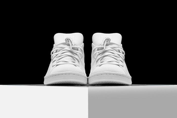 Adidas Stan Smith Primeknit Triple White3