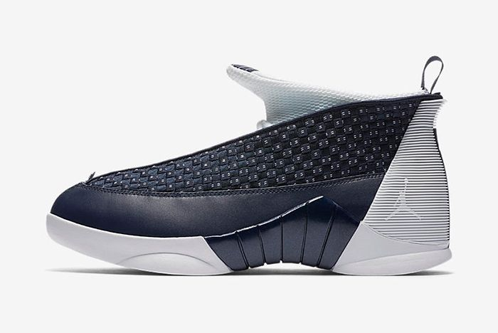 Air Jordan 15 Obsidian