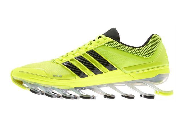 Adidas Springblade Electricity Profile