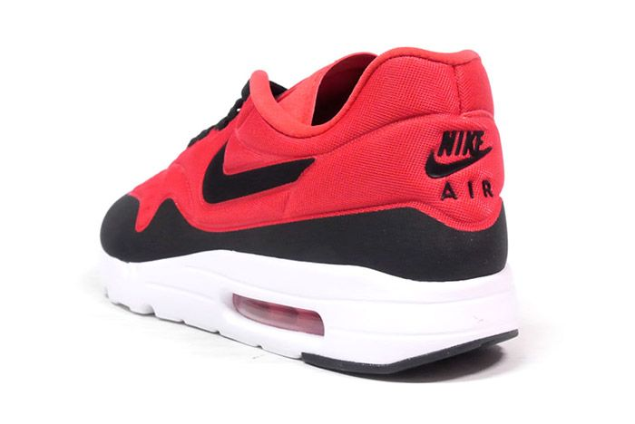 Nike Air Max 1 Ultra Se Red Black 4