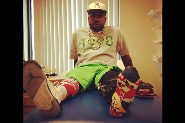 Big Boy Sneaker Style Profile 38