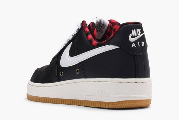 Nike Air Force 1 07 Lv8 Black 1