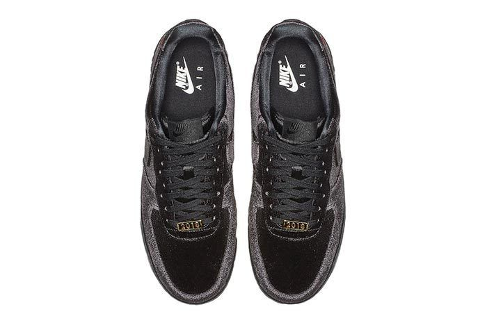 Nike Air Force 1 Satin Rose 4
