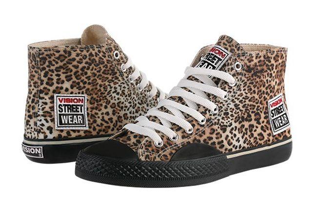 Vision Streetwear Canvashi Leopard