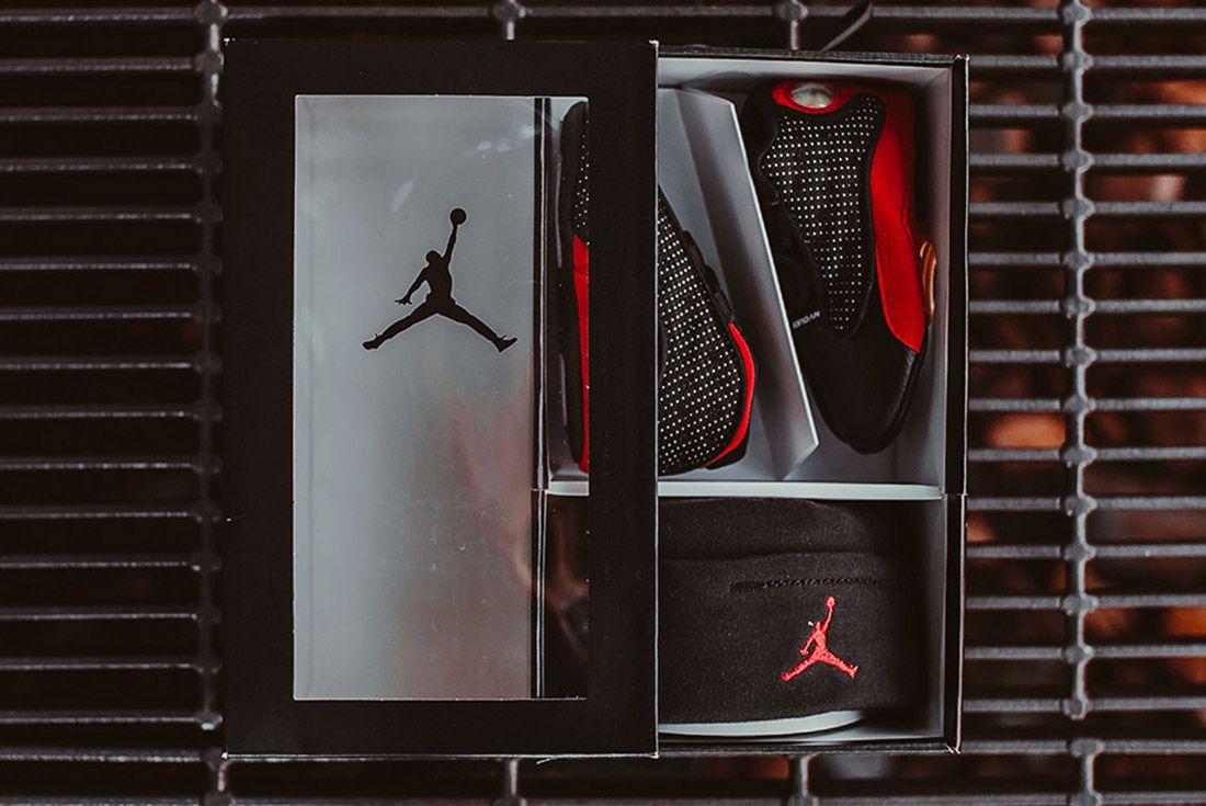 Air Jordan 13 Bred 4