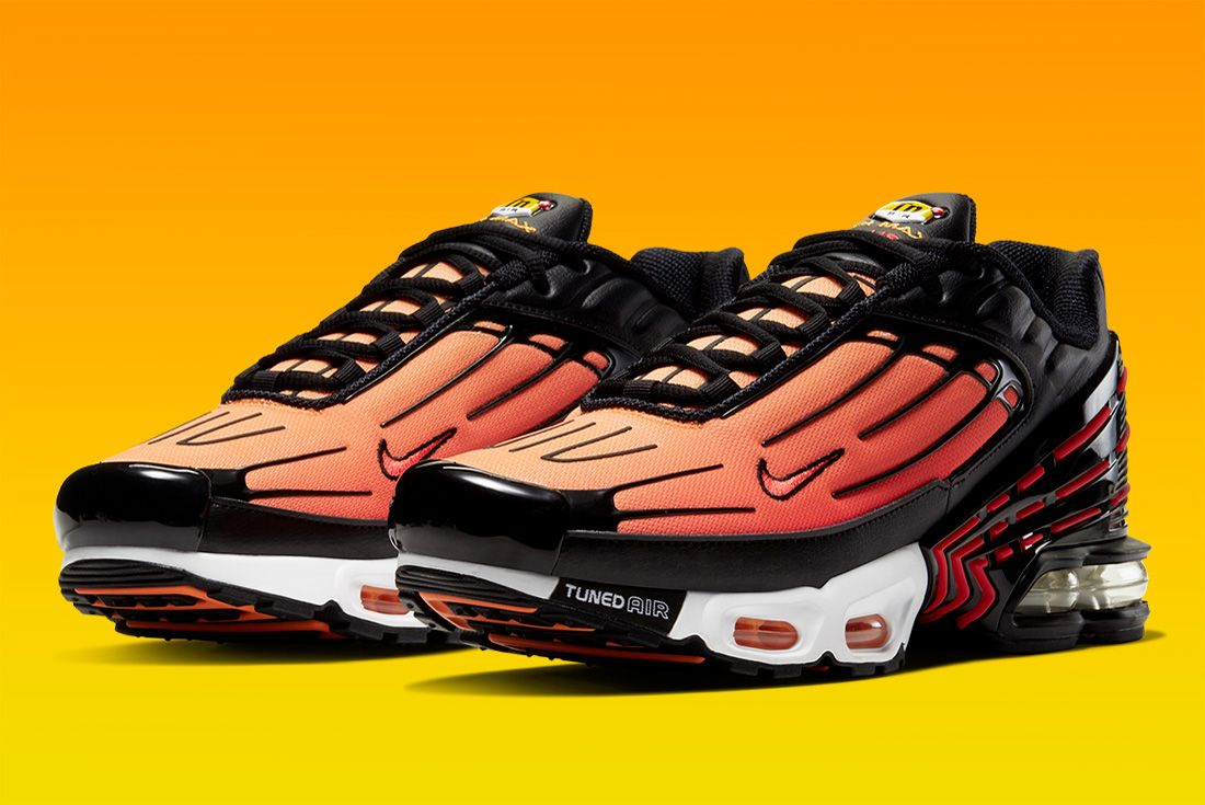 Nike Air Max Plus 3 Tiger Quarter